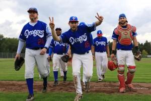 Geschafft: Dragons steigen in die Regionalliga auf