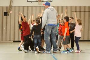 Sportunterricht mal anders!