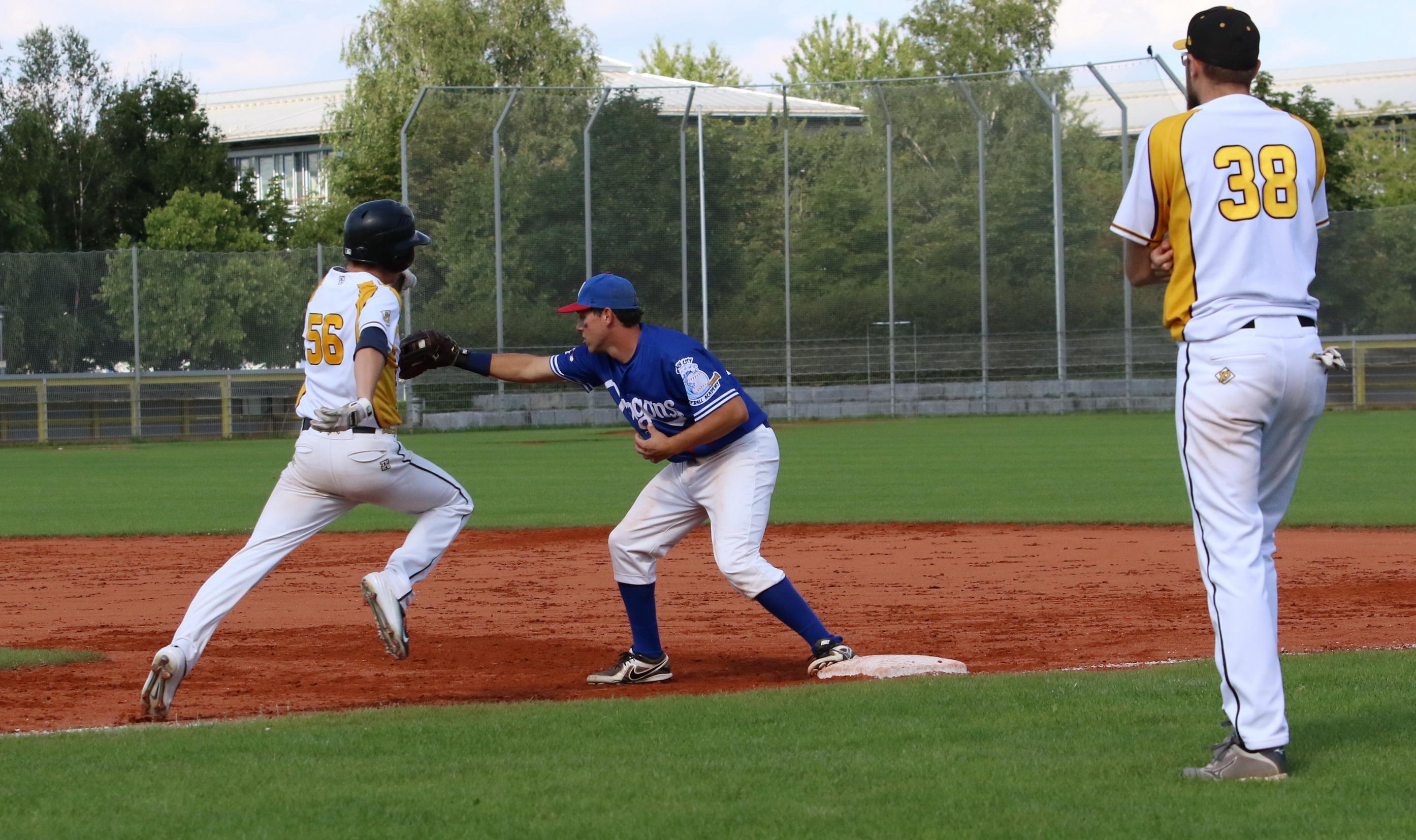 Dragons zum Saisonfinale in Füssen zu Gast